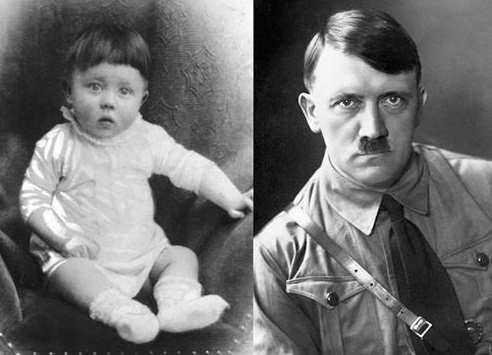 二戰時期各國最高領導小時候長什么樣的?二戰各國領導人童年照片