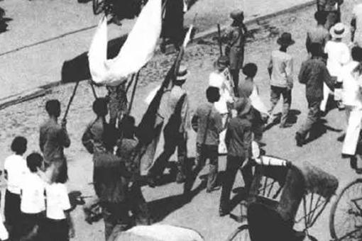 九一八事变88周年,分享一组918事变老照片,勿忘国耻