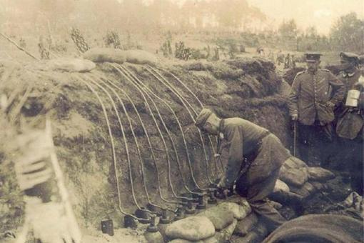 伊普雷战役是怎样的?伊普雷战役毒气造成了多达伤亡?