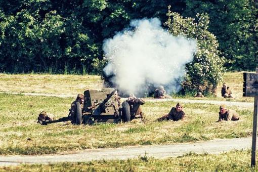 奧廖爾戰役是怎樣的?揭秘奧廖爾戰役步兵師陣線防御