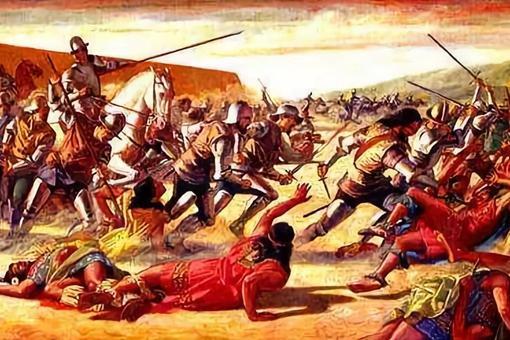 卡哈馬卡戰役是怎樣的?揭秘卡哈馬卡大屠殺