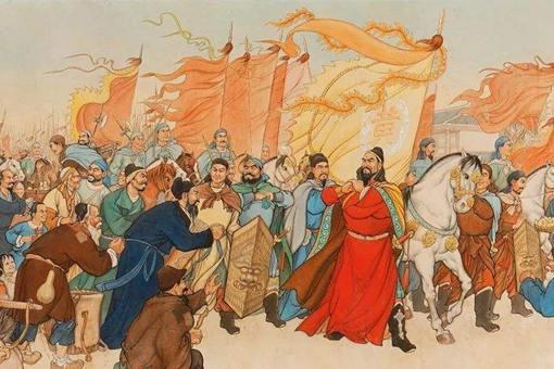 朱元璋和黄巢军为什么都自比菊花?菊花是什么意思?