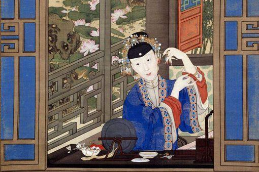 愉妃和乾隆皇帝關系如何?79歲依然受寵