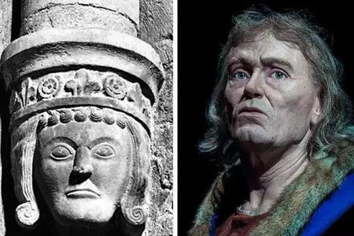 古代人都长什么样?一组古代人复原图