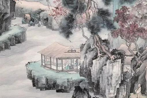 李白最美的诗是哪一首?赏析《访戴天山道士不遇》
