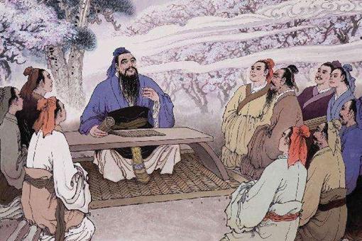 孔子有哪些经典名言?孔子12句经典名言