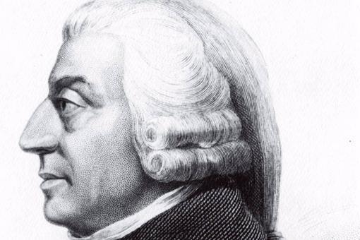 亚当斯密的三个观点理论分别是什么