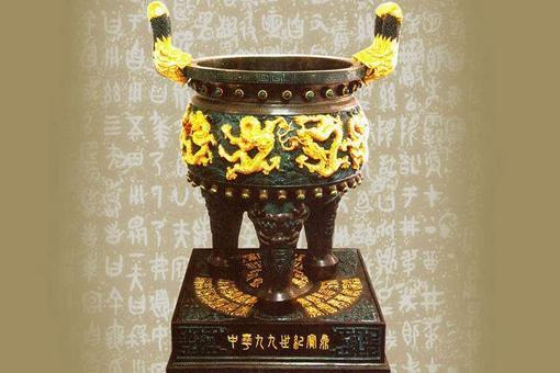 """二里头出土最早夏代青铜鼎,会是大禹铸造九鼎的""""山寨版""""吗?"""