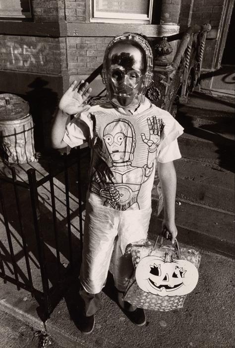 70年代美国小孩是怎么过万圣节的?一组70年代的万圣节照片